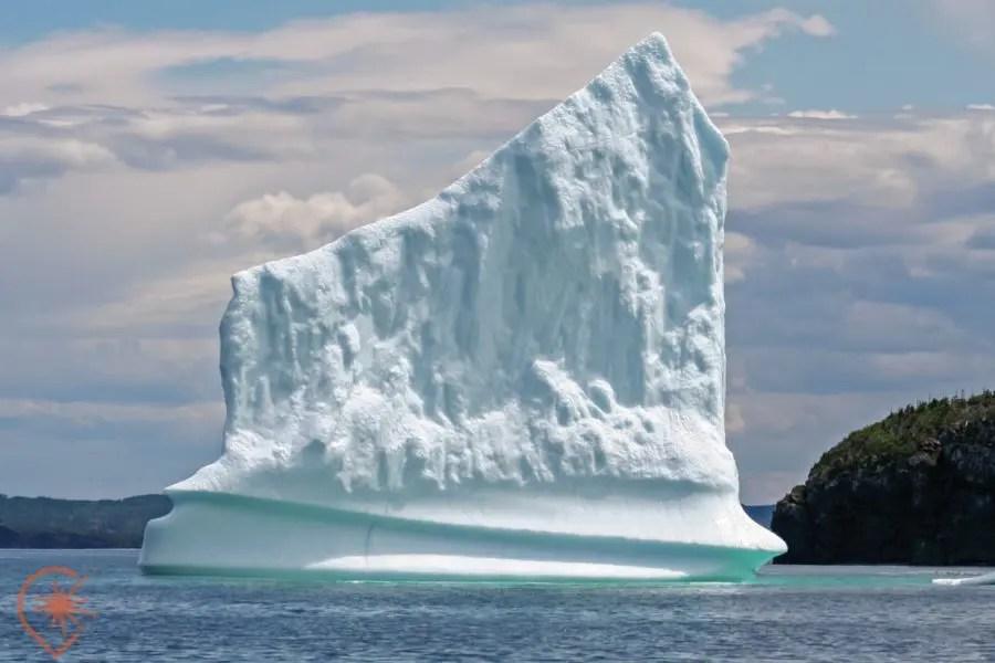 Icebergs Terre-Neuve