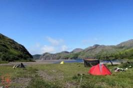 randonneurs à terre-neuve avec Escapade insulaire