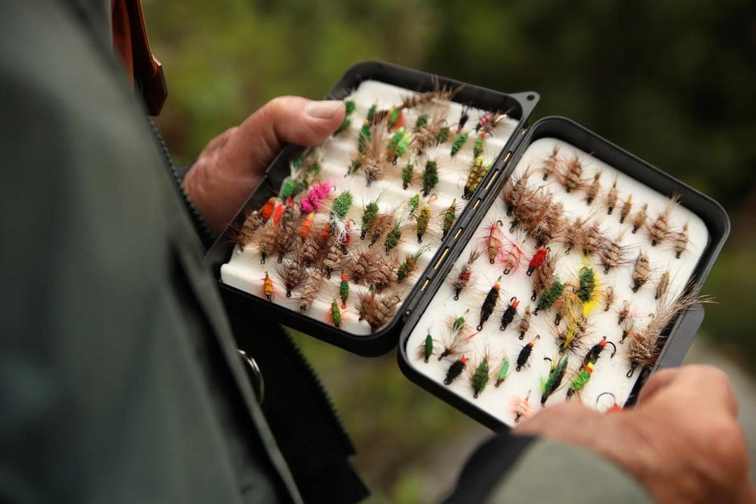 les mouches pour la pêche à la mouche miramichi