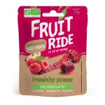 Fruit Ride snacking 100% fruits Bio made in Nantes