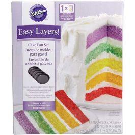 Kit moule à gâteau 5 étages