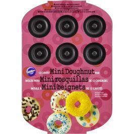 Plaque 12 mini donuts