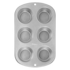 Plaque 6 muffins 5 cm
