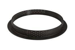 Cercle perforé à tarte composite DIAM:21 cm – Silikomart