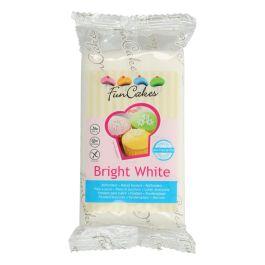 Pâte à sucre – blanc – 250gr – Fun Cakes