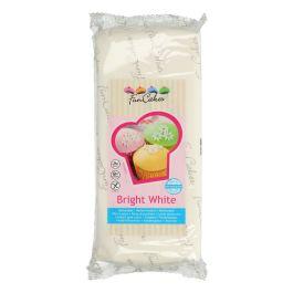 Pâte à sucre blanc brillant 1kg