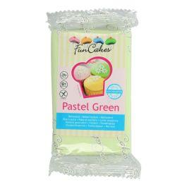 Pâte à sucre vert pastel 250g