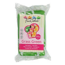 Pâte d'amandes vert 250g