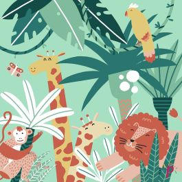 Pixdeco Jungle x25 – Pixcake