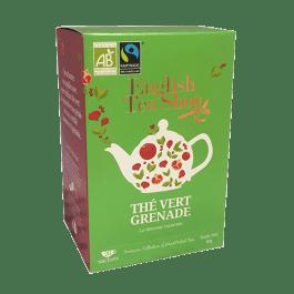 Thé vert grenade
