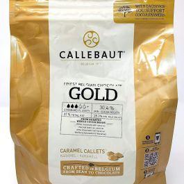 Chocolat de couverture Gold 30.4% Callebaut 2.5Kg