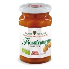 Préparation sans sucre à l'abricot bio (type confiture) 250 g