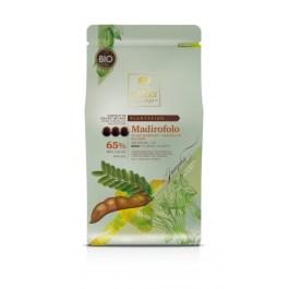 Chocolat Madirofolo noir 65% bio 1kg – Barry