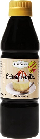 Arôme vanille 250ml – La patelière
