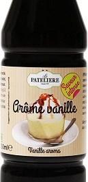 Arôme vanille liquide 250ml – La Patelière
