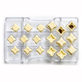 Moule à chocolat polycarbonate fantaisie – Decora