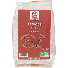 Tapioca fécule bio 250g – Celnat