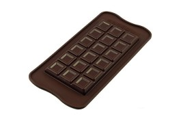 Moule silicone easychoc tablette carré- SCG38 – Silikomart