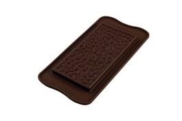 Moule silicone easychoc tablette coeur – SCG38 – Silikomart