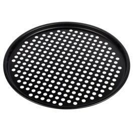 Plaque à pizza perforée anti adhésif classique Ø 310 mm – Pâtisse