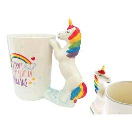 Mug ceramique Licorne I don't believe in humans – I-Total