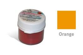 Colorant hydrosoluble poudre orange 5g – Silikomart