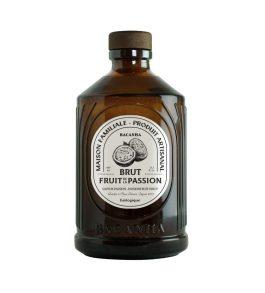 Sirop fruits de la passion bio bouteille verre 40cl – Bacanha
