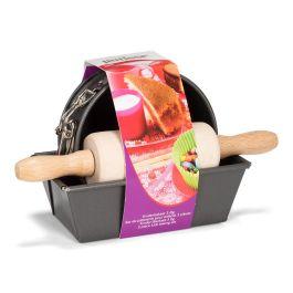 Kit de pâtisserie pour enfants 3 pièces – Patisse