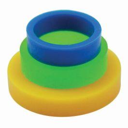 Anneau guide 3 tailles pour rouleau 25 mm – PME