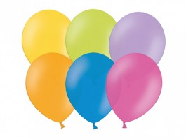 Ballons célébrations x100 Ø 23 CM – CB9P-000 – PartyDeco