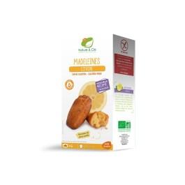 Madeleines citron x6 sans gluten 150g – Nature & Cie