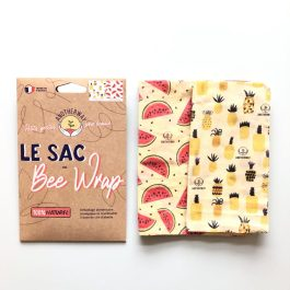Pack de 2 Sacs Emballages Alimentaires Original (SM) Beewrap – Anotherway