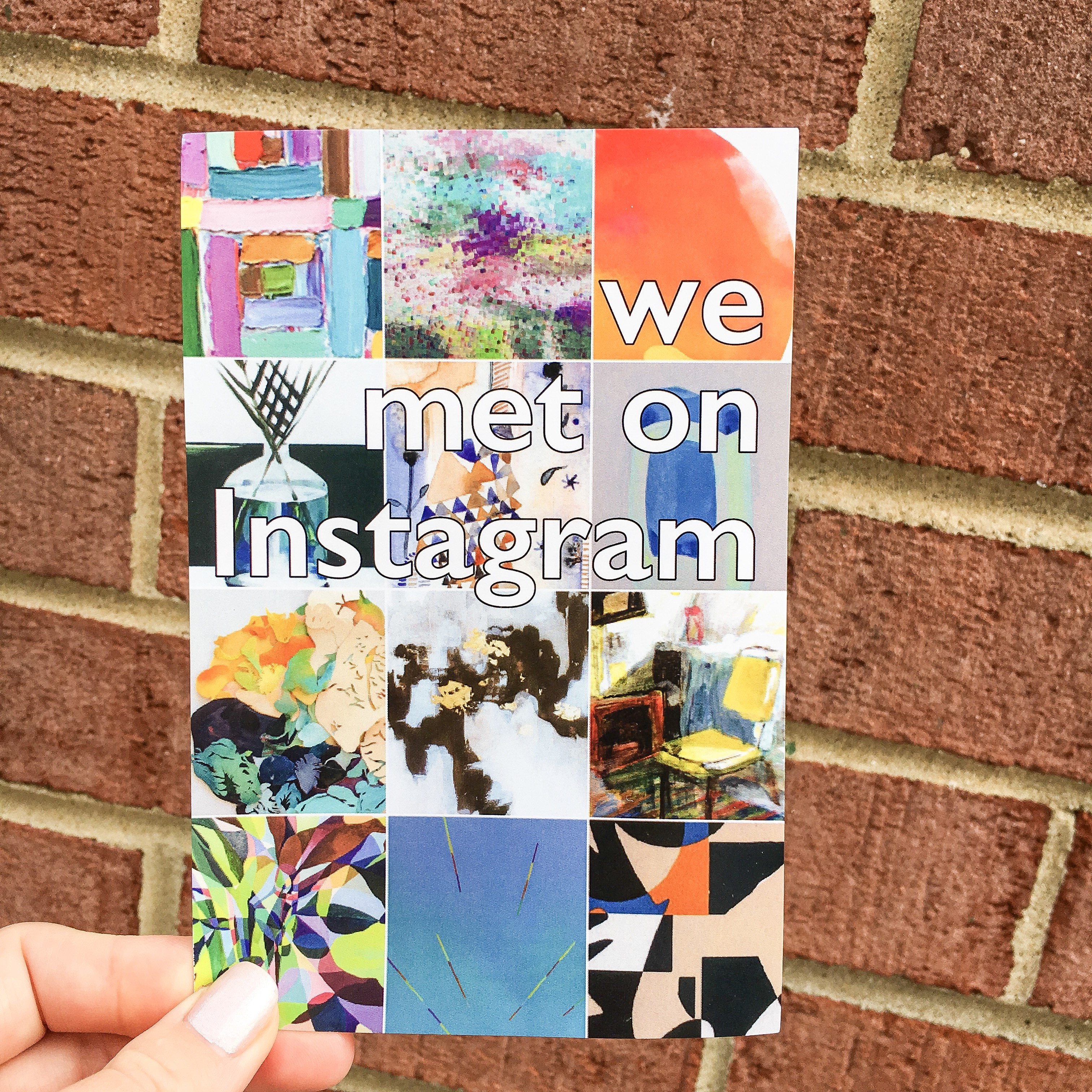 Willow Street Gallery Presents: We Met on Instagram (and Don't Worry, You Can Too!)