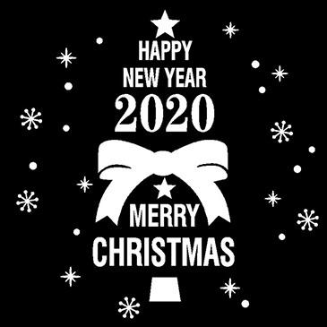 Ouvertures fêtes de fin d'année 2019-2020