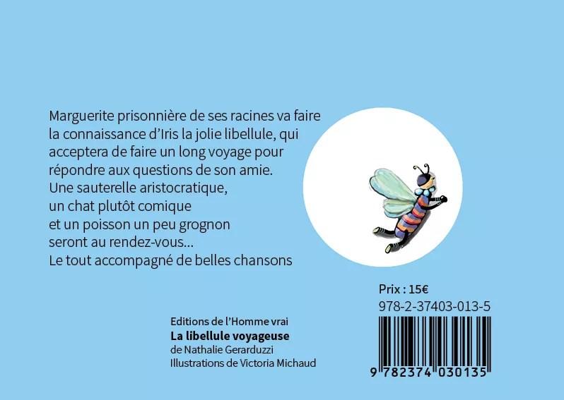 La libellule voyageuse COVER 4