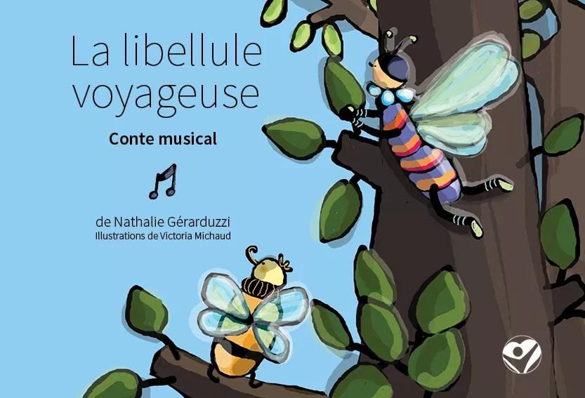 La libellule voyageuse COVER 1
