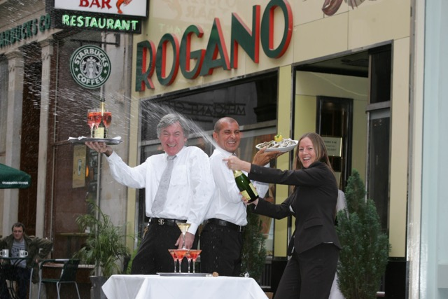Rogano 70th Birthday