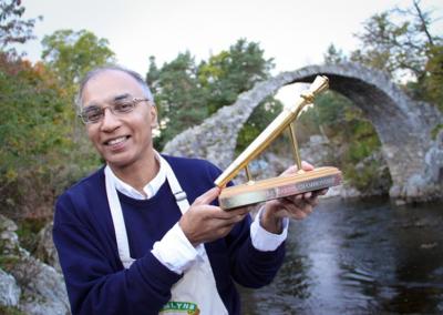 World Porridge Making Championships