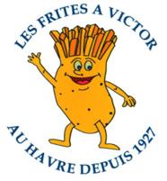 Logo Frites Victor