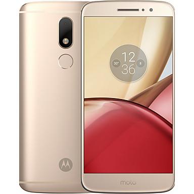 "Motorola Moto M XT1662 5.5 "" Android 6.0 4G Smartphone (Dual SIM Octa Core 16MP 4GB + 32 GB Gold / Silver)"
