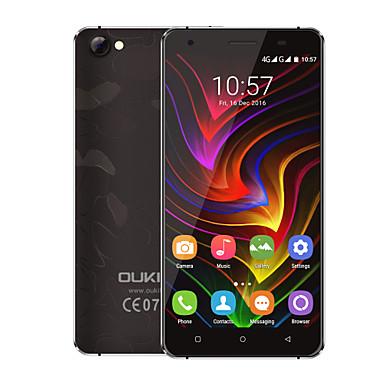 "OUKITEL C5 PRO 5.0 "" Android 6.0 4G Smartphone (Dual SIM Quad Core 8 MP 2GB + 16 GB Black White Silver)"