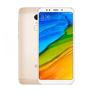 "Xiaomi Redmi 5 Plus Global Version 5.99inch "" 4G Smartphone (3GB + 32GB 12 MP Qualcomm Snapdragon 625 4000mAh)"
