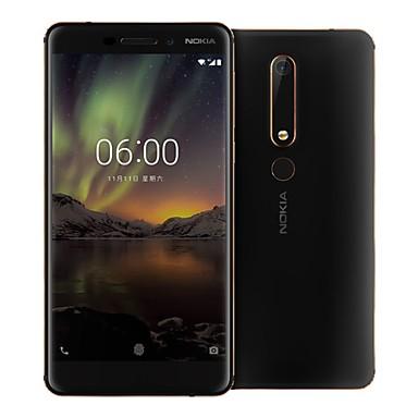 NOKIA 6 5.5 inch 4G Smartphone (4GB + 64GB 16mp Snapdragon 630 3000mAh mAh)