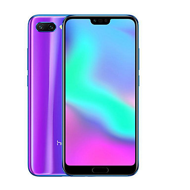 "Huawei Honor 10 5.6-6.0 inch "" Cell Phone (4GB + 128GB 20+16 mp Hisilicon Kirin 970 3400 mAh)"
