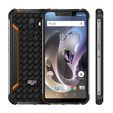 "ZOJI Z33 5.85 inch "" 4G Smartphone (3GB + 32GB 13 mp MediaTek MT6739 4600 mAh mAh) / Dual Camera"