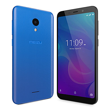 "MEIZU C9 Global Version 5.45 inch "" 4G Smartphone (2GB + 16GB 13 mp Spreadtrum SC9832E 3000 mAh mAh)"