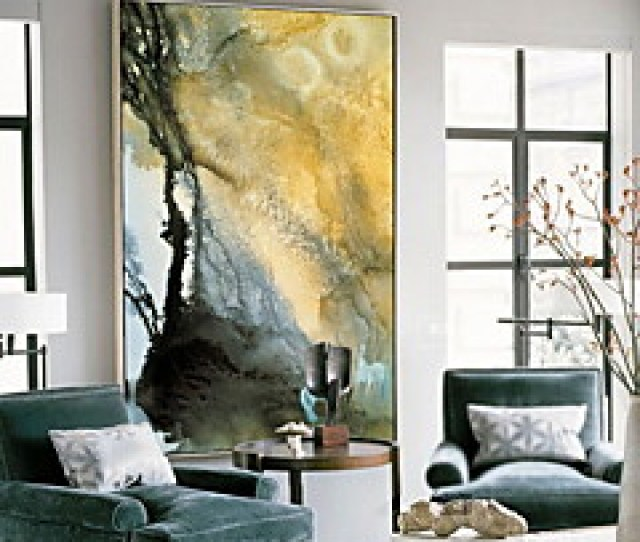 Abstract Oil Painting Wall Artalloy Material With Frame For Home Decoration Frame Art Kitchen Dining Room