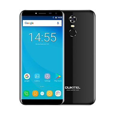 OUKITEL OUKITEL C8 5.5 inch 3G Smartphone (16GB + 2GB 13MP Quad Core 3000mAh)