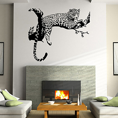 Good Landscape Animals Wall Stickers Plane Wall Stickers Decorative Wall Stickers,  Vinyl Home Decoration Wall Decal Wall Decoration #03881642