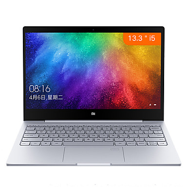 Xiaomi laptop notebook air 13.3 inch Fingerprint Sensor Intel i5-7200U 8GB DDR4 256GB PCIe SSD Intel Graphics 620
